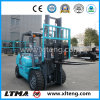 Isuzu Engine 3 Ton Forklift Truck with Side Shifter