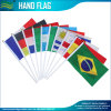 Uefa Small Mini Hand Flag of European Countries