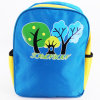2018 New Design 600d Polyester Nylon Lining Custom Printing Backpack for Boys
