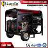 5kVA Portable Silent Gasoline Generator with Wheel & Handle