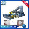 Plastic PE PP Double Stage Plastic Pelletizer Granulating Line