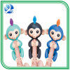 Christmas Present Waldorf Colorful Finger Monkey Fingertip Monkey Baby Electronic Pet Interactive Baby Monkey Fingerlings