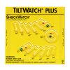 Tiltwatch Plus Tilt Label Sticker in Transportation