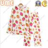 Popular Women's Printed Cute Sleepwear with Coral Fleece