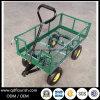 Steel Mesh Garden Tool Cart Tc1840s Trolley