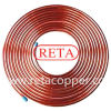 50 Feet Refrigeration Copper Copper Pipe for Cooling