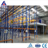 Space Saving Powder Coating Selective Pallet Rack