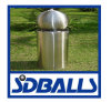 304 Large Stainless Steel Ball / Sculpture