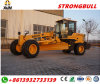 China Construction Machine 80HP Mini Motor Grader Small Grader with Ce&Rops for Sale
