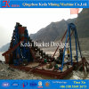 Mining Diesel Engine Gold Dredger