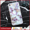 New Plate Technology Marble Mobile Phone Case for iPhone 8