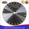350mm Laser Welded Diamond Saw Blade with Single U Segment for General Purpose