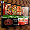 LED Picture Frame Menu Board Light Box for Restaurant Wall Advertising Sign