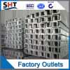 Hot Rolled Carbon Structural Steel U Channel From China Supplier