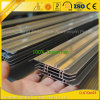 Anodized Powder Coated Aluminum Aluminium Shutter Profile for Outdoor Windows