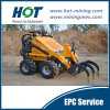 Loading Equipment Mini Skid Steer Loader