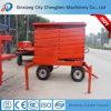 Adjustable Hydraulic Warehouse Lift Platform