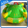 High Quality 0.9mm PVC Tarpaulin Inflatable Water Saturn, Aqua Rocker