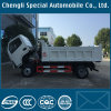 New LHD Steering Small Tipper Truck