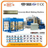 Automatic Cement Brick Making Machine, Concrete Hollow Paver Block Making Machine in Construction Machinery
