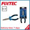 "Fixtec Hand Tool 6"" CRV Flat Nose Pliers Mini Cutting Pliers Home Tool Kit"
