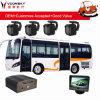 720p 4CH 3G/4G GPS WiFi Car DVR
