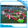 2017 Hot Floating Inflatable Water Games Aqua Park Inflatable Water Park for Summer Season