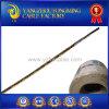 24AWG UL5107 Mica Glass Braided Wire
