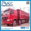 30 Ton Capacity HOWO Dump Truck / 20cbm Tipper Truck