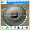 (Q345R) Carbon Steel Dished Boiler Head 650*14 mm with Manhole