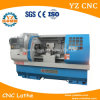 Ck6150 with Bar Feeder and Siemens Controller CNC Metal Lathe