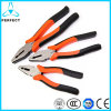 High Quality Rubber Handle Drop Forged Cr-V Pliers