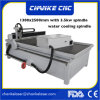 Ck1325 Aluminium Acrylic Wood Cutting Engraving Machine