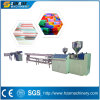 Two Colors Drinking Straw Extrusion Machine