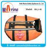 Orange Color EPE Foam Dog Life Jacket