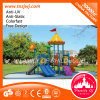 Factory Customized Children Plastic Commercial Playground Equipment