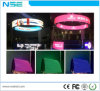 Full Color HD Flexible LED Display Screen P4/ Indoor LED Video Curtain 4mm Display
