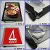 Wall Mounted Advertising Photo Frame Picture Frame Snap Frame LED Light Box