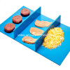 FDA Food Grade Blue PU Cleats Conveyor Belt