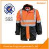 New Styles Reflective Waterproof Men Work Winter Jacket