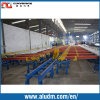 Best Design Felt Belt Type Cooling Table/Handling Extrusion System