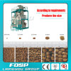 Compact Structure 0.5-2t/H Rabbit / Horse Feed Pellet Production Line
