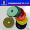 Wet Type Polishing Pad 4-7 Inch Abrasive Tool for Sale