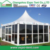 Innovative 6X6m Pagoda Tent with Glass Door in Jiangsu