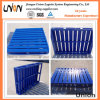 Four Way Entry Galvanized Warehouse Steel Pallets