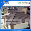 Roof Material Ceramic Tiles, Waterproof Colourful Stone-Coated Metal Roofing Tiles