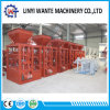 Medium Capacity of The Qt4-24 Munual Hollow Concrete Block/Brick Making Machine with Low Investment