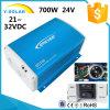 Sti700W 24V 21~32VDC 50Hz Solar Inverter Pure Sine Wave Sti700-24