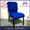 2016 Factory Direct Sale Stacking Metal Used Steel Church Chair