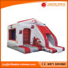 2017 Commercial Rental Inflatable Slide Combo Bouncy Castle (T3-031)